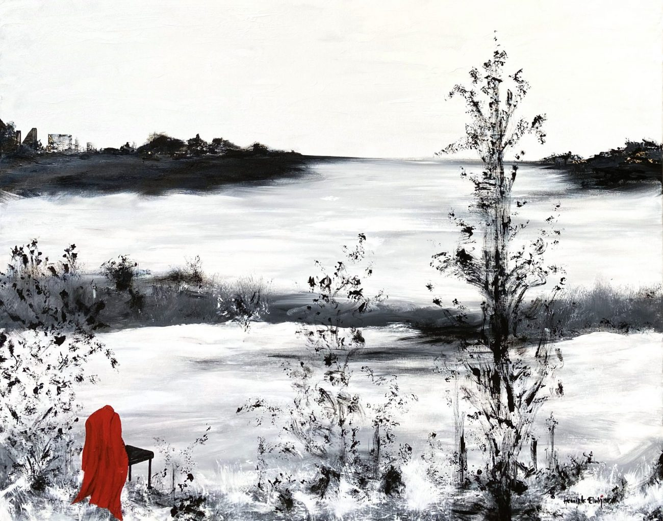 Perspectives – The Red Coat