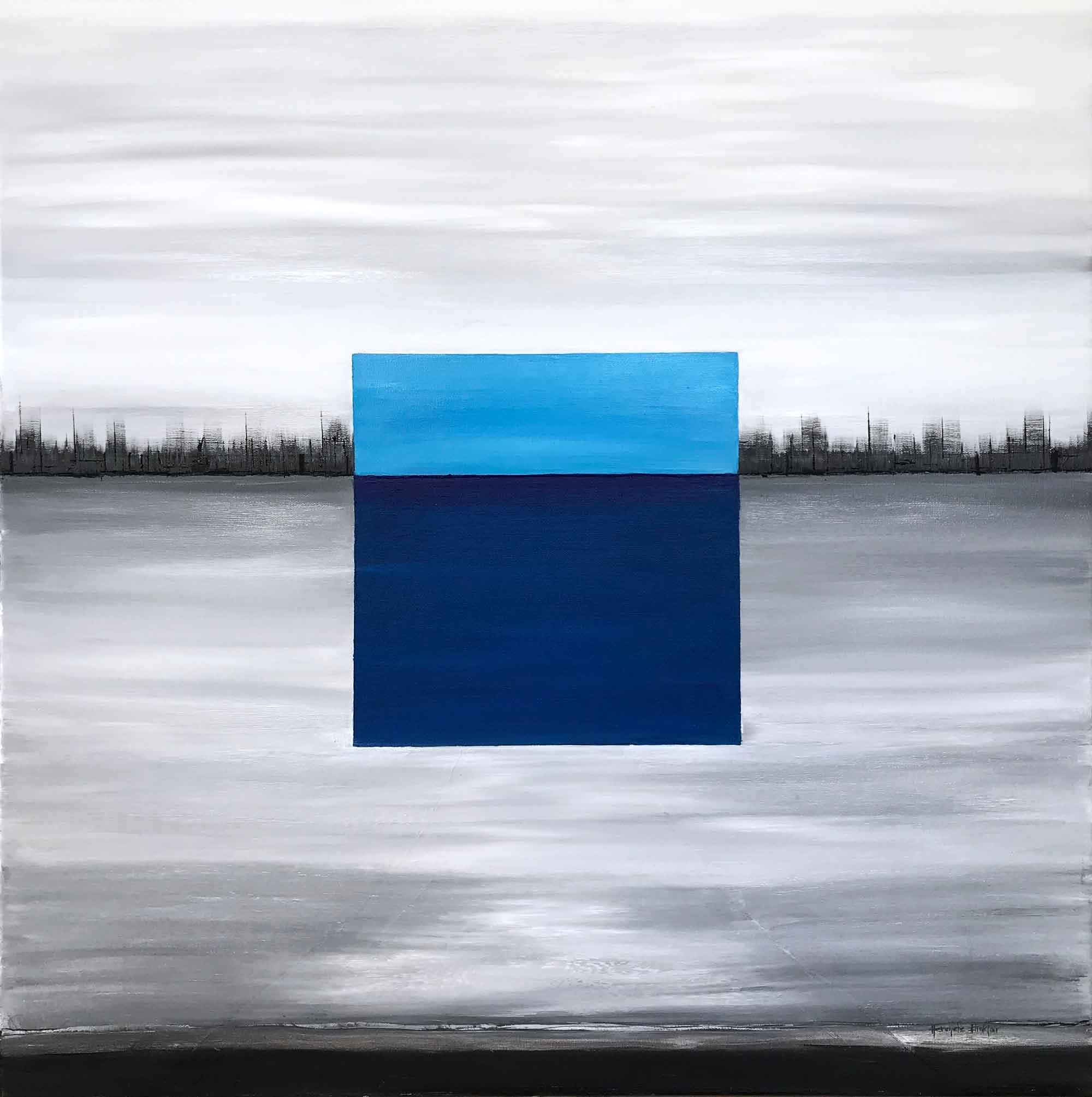Perspectives – Blue